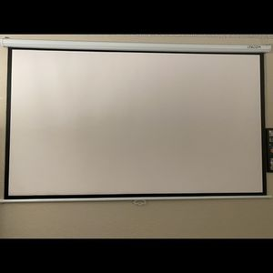 Projector Screen for Sale in Santa Ana, CA