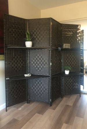 Screen with shelves for Sale in San Carlos, CA