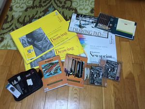 Drawing Supplies lot for Sale in Wayland, MA