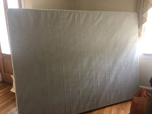 Free Simmons Boxspring for Queen Sized Bed for Sale in Wakefield, MA
