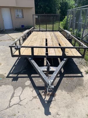 Flatbed trailer for Sale in Belleville, MI