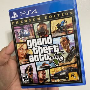 GTA 5 PLAYSTATION 4 PS4 for Sale in Los Angeles, CA