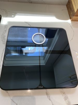 FitBit WiFi smart scale - weight + fat percentage for Sale in San Francisco, CA