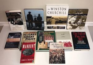 History Book Lot - All this $7 for Sale in Port St. Lucie, FL