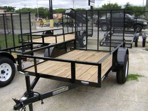 5x10 utility trailer for Sale in Land O' Lakes, FL