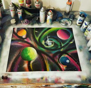 spray paint art for Sale in Lakeland, FL