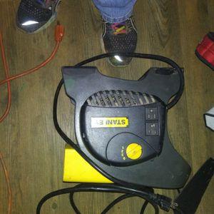 Stanley 3 Speed Floor Fan for Sale in Wichita, KS