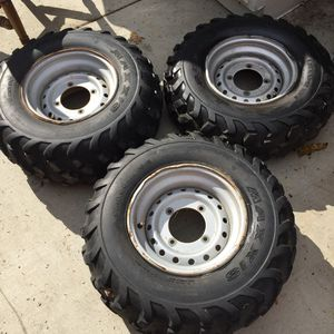 Rims And Tires Maxxis Size 26/10.00—12 for Sale in Anaheim, CA