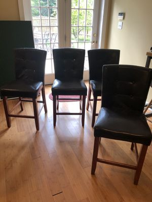 Bar chairs for Sale in Rockville, MD