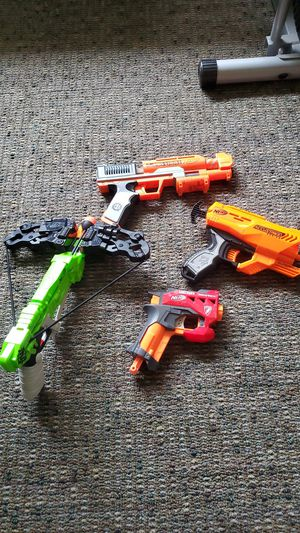 Nerf guns for Sale in Lakewood, CA