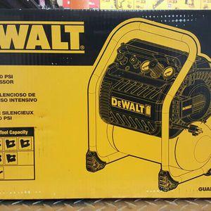 DeWalt Heavy-Duty Quiet Compressor Brand New for Sale in Pittsburgh, PA