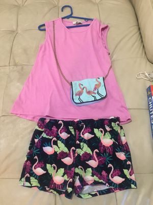 Gymboree shorts and shirt size 10/12 for Sale in Redmond, WA