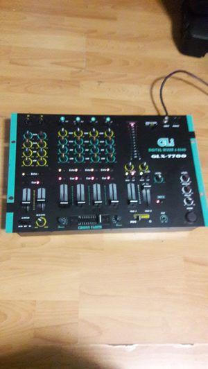 GLi digital mixer & Echo for Sale in Queens, NY