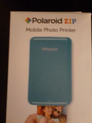 POLAROID ZIP MOBILE PRINTER for Sale in The Bronx, NY