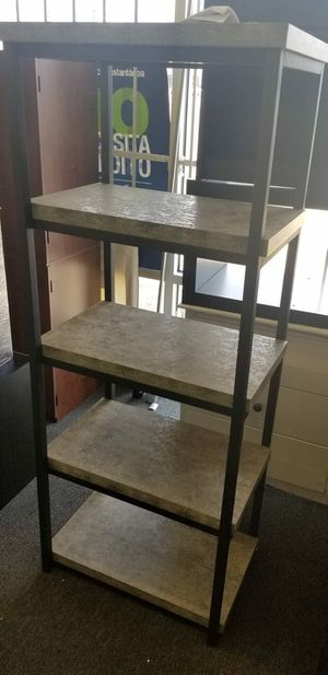 Home Ashlar Bookcase, Gray for Sale in Houston, TX