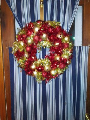 Beautiful Christmas wreath for Sale in Dallas, TX