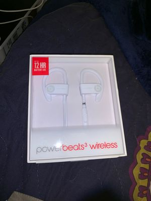 Power beats 3 wireless for Sale in Gaithersburg, MD