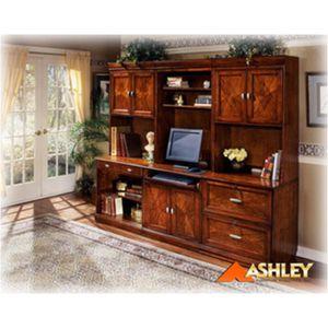 Ashley Furniture Home Office Desk & Hutch for Sale in Fort Lauderdale, FL