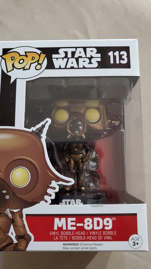 Star Wars ME-8D9 Pop Funko for Sale in Las Vegas, NV