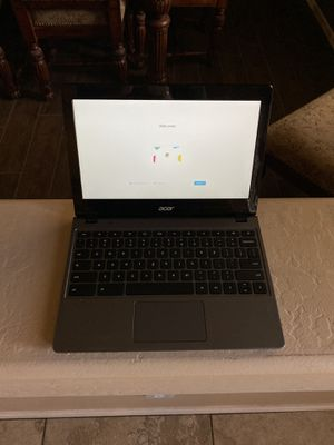 Acer Chromebook C720 Laptop for Sale in Peoria, AZ