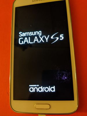 Samsung Galaxy S5 active Verizon phone for Sale in San Diego, CA