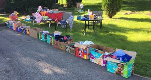 Yard/ Baby/ Kid Sale for Sale in Moon, PA