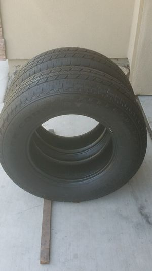 TIRES- LT- 245 75 16 LOAD RANGE E BACK COUNTRY TOURING H/T ' $100 for Sale in Sacramento, CA