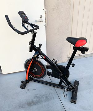 (NEW) $150 Stationary Exercise Bicycle Cardio Cycling Workout Fitness Indoor Sport Home Gym for Sale in Whittier, CA
