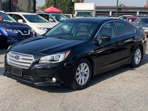 2016 Subaru Legacy 2.5i Premium, Titulo Limpio, Clean title, 2.5L V4 16 Valve 175HP, Miles 81k, backup camera ⚠️ FINANCE AVAILABLE ⚠️ for Sale in Long Beach, CA