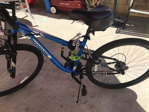 New Mongoose Bike with schwinn air pump seat for Sale in Rosemead, CA