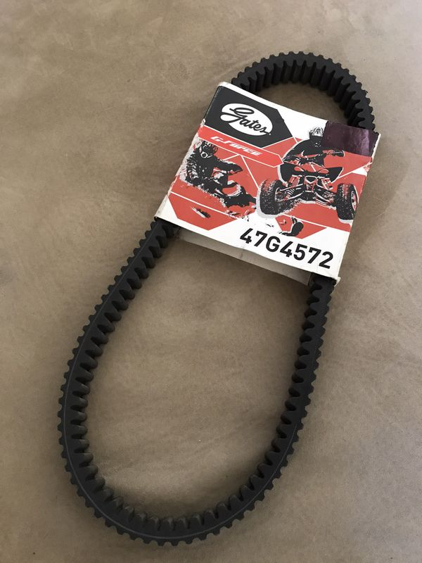 Snowmobile Drive Belt - Gates G-Force 47G4572 Snowmobile Drive Belt For OEM 3211080