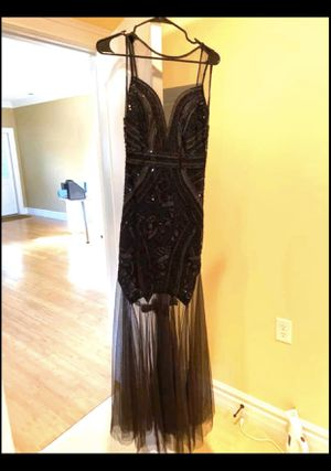 wedding guest dress, prom size M or 4-6 for Sale in Portsmouth, VA