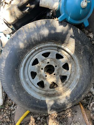 Trailer wheels 5 lug for Sale in Stockton, CA