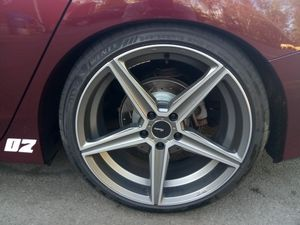 Avanti wheels and lexani tires for Sale in East Rochester, NY