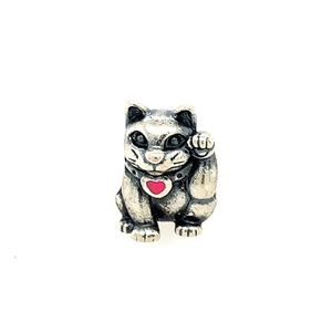 Pandora Waving Hand cat charm for Sale in Alexandria, VA