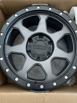 """18"""" Raceline Rims (Chevy) Bolt Pattern for Sale in Anaheim,  CA"""