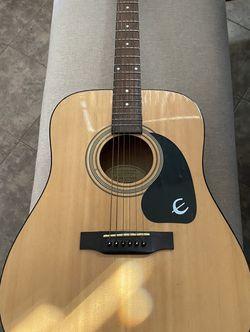 Epiphone Dr90 Acoustic Guitar $80 for Sale in Litchfield Park,  AZ
