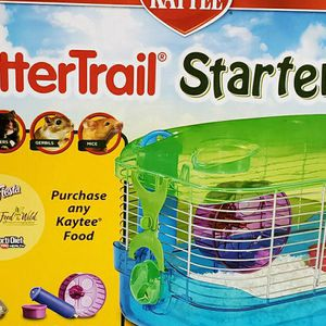 Hamster Cage With Ball (PetSmart) for Sale in Compton, CA