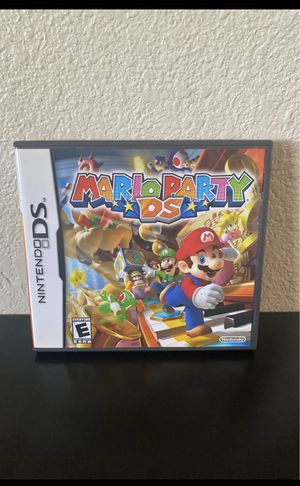 Mario party DS for Sale in Carson, CA