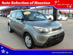 2014 Kia Soul for Sale in Houston, TX
