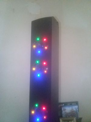 Light up tower speaker for Sale in Hampton, VA
