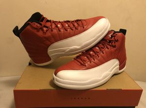 """Air Jordan Retro 12's """"Gym Red"""" for Sale in Brooklyn, NY"""