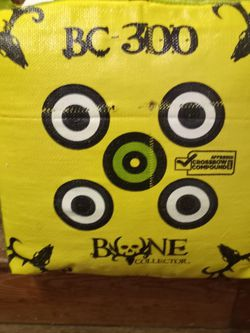Bone Collector BC-300 Bag Field Point Archery Target for Sale in Clarksburg, WV