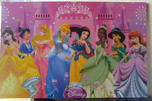 Disney princesses picture