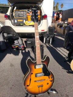 Ventura Electric Hollow body Guitar for Sale in Las Vegas, NV