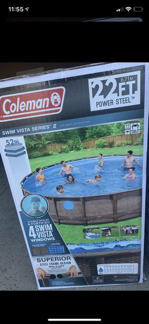 """💧💦""""22 """"ft pool New in box 💦💦🇺🇸 for Sale in Modesto, CA"""