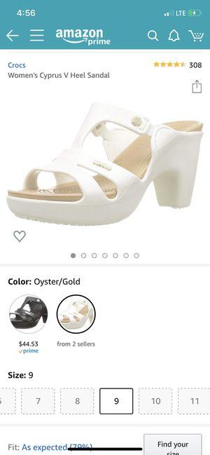 Crocs Heel Sandals for Sale in Pico Rivera, CA