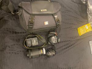 Nikon D5600 for Sale in Livermore, CA