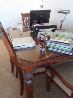 dining table + 6 chair for Sale in Silver Spring, MD