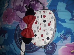 Disney Minnie Mouse Mini Loungefly Purse for Sale in Fresno, CA